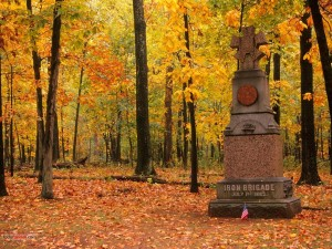 Parque Militar Nacional de Gettysburg (Pensilvania)