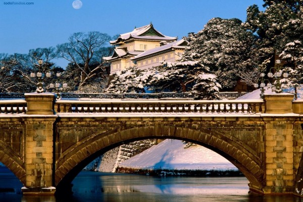 Palacio Imperial de Japón (Tokio)
