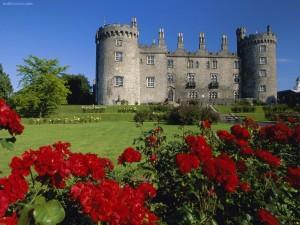 Postal: Castillo de Kilkenny (Irlanda)