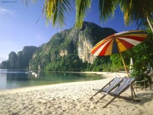 Koh Phi Phi Lee (Tailandia)
