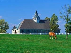 Finca de caballos (Lexington, Kentucky)