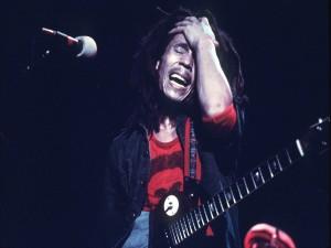 Postal: Bob Marley