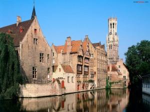Postal: Brujas (Bélgica)
