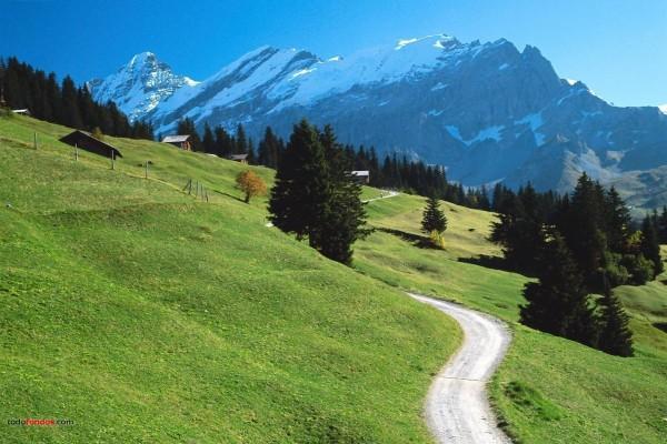 Oberland bernés (Suiza)