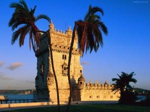 Torre de Belém en Lisboa (Portugal)