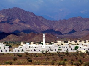 Mascate o Mascat, Omán