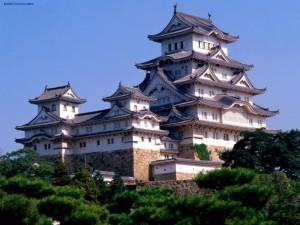 Postal: Castillo Himeji (Japón)