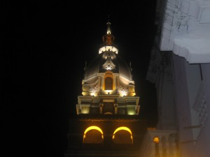 Torre del reloj (Cartagena, Colombia)