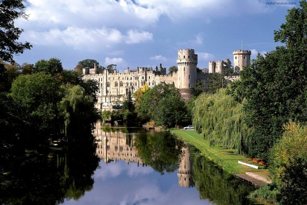Castillo de Warwick (Inglaterra)