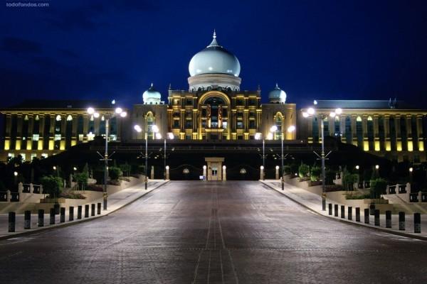 Oficina del Primer Ministro en Putrajaya (Kuala Lumpur, Malasia)