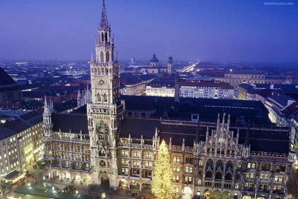 Nuevo Ayuntamiento (Múnich)