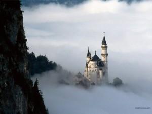 Postal: Castillo Neuschwanstein (Baviera, Alemania)