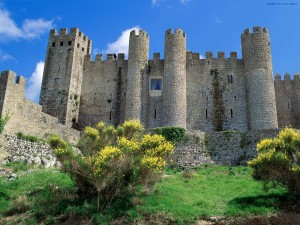 Castillo de Pousada (Obidos, Portugal)