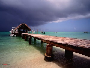 Postal: Pigeon Point, Tobago