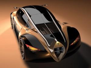 Peugeot futurista
