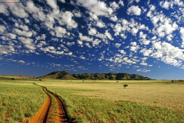 Reserva Natural de NamibRand (Namibia)