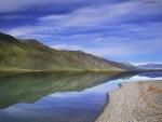 Reflejo en el lago