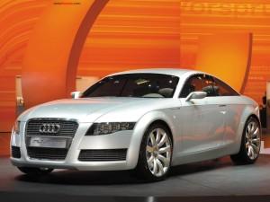 Postal: Audi Nuvolari quattro