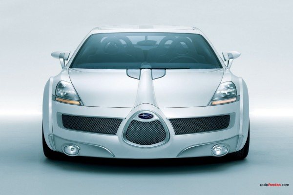 Subaru futurista