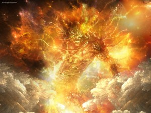 Demonio de fuego