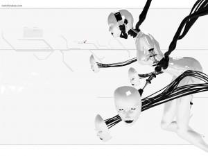 Caras robóticas