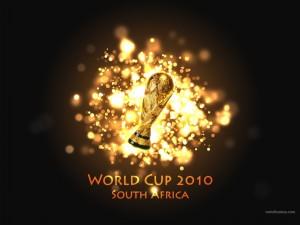 Postal: Copa del Mundo 2010