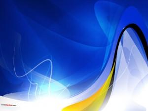 Curvas de azules