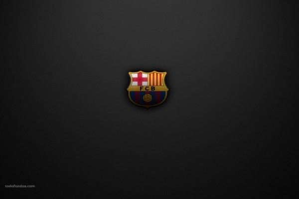 Escudo del Barça (Fútbol Club Barcelona)