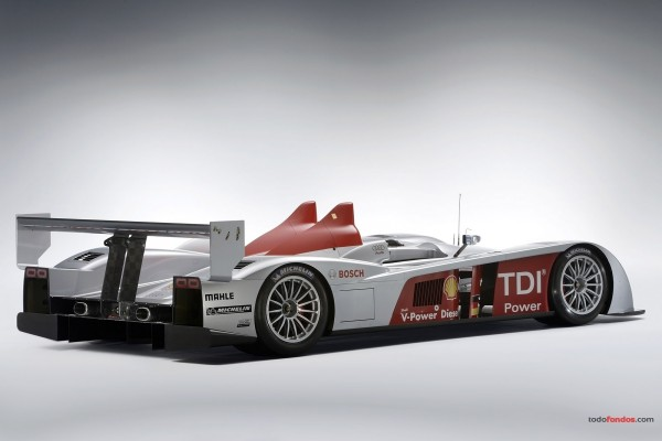 Prototipo de carreras
