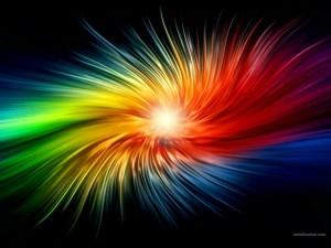 Una explosión de color