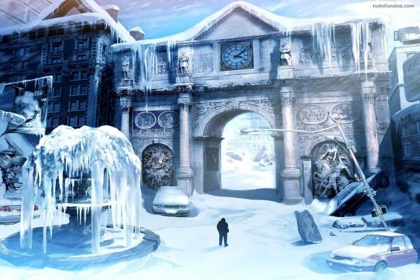 Ciudad congelada