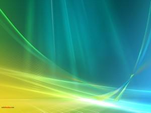 Líneas y curvas luminosas