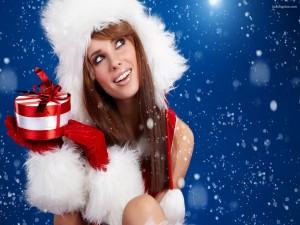 Mamá Noel te trae un regalo