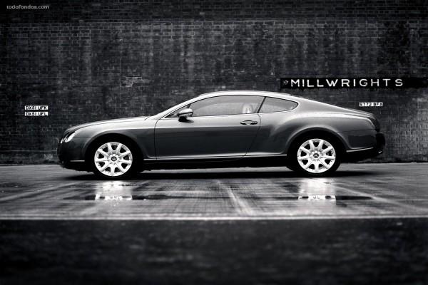 Bentley elegante