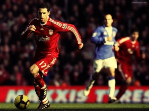 Jugador del Liverpool Football Club
