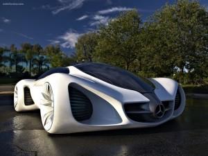 El Mercedes del futuro