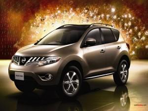 Postal: Nissan Murano dorado