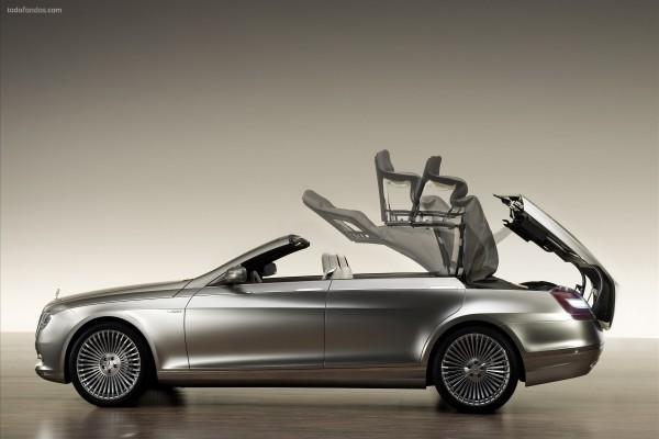 Mercedes descapotable