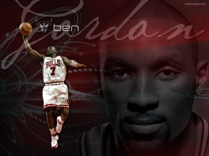Ben Gordon en los Chicago Bulls