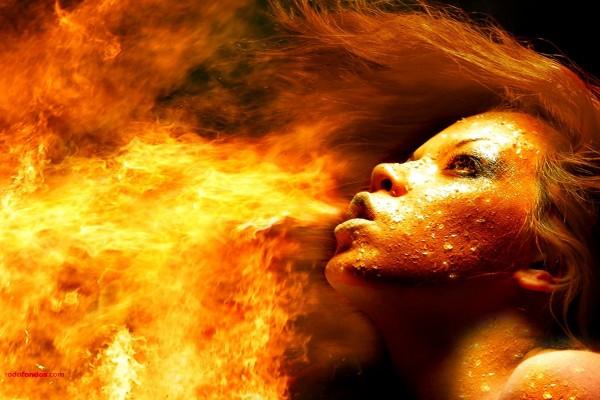 Aliento de fuego