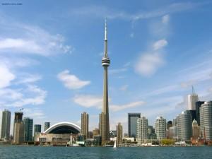 Toronto vista desde el agua