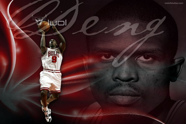 Luol Deng (Chicago Bulls)