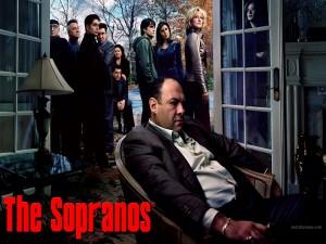 Postal: Los Soprano