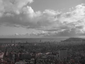 Panorámica de Barcelona