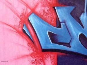Postal: Grafiti