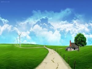 Campo eólico