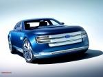Modelo futurista de Ford