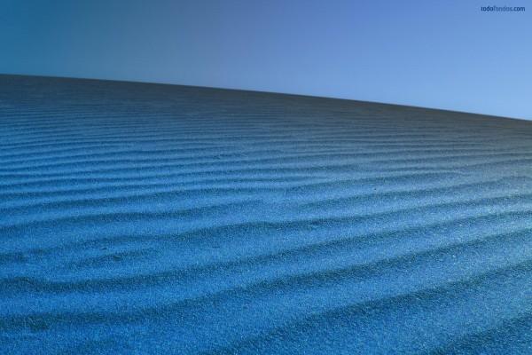 Arenas azules