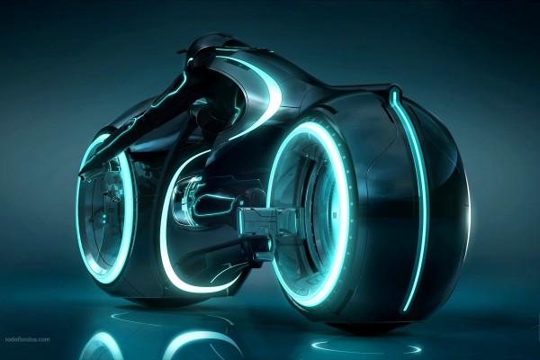 Moto de luz (TRON)