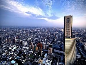 Una ciudad moderna